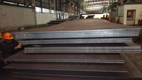 ASTM A588 grade B carbon steel plate A588 Gr B high strength steel sheet