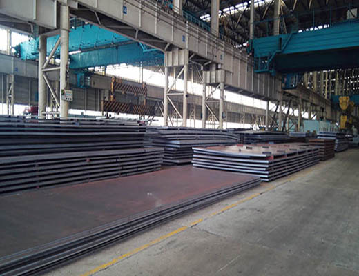 ASTM A283 grade D ms plate A283 Gr D mild steel sheet supplier