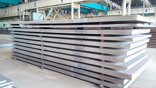 Quenched and tempered ASTM A514 grade P steel plate A514 Gr P alloy steel sheet