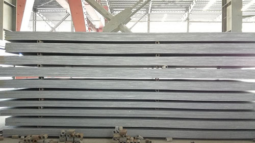Quenched and tempered alloy steel ASTM A514 plate A514 material