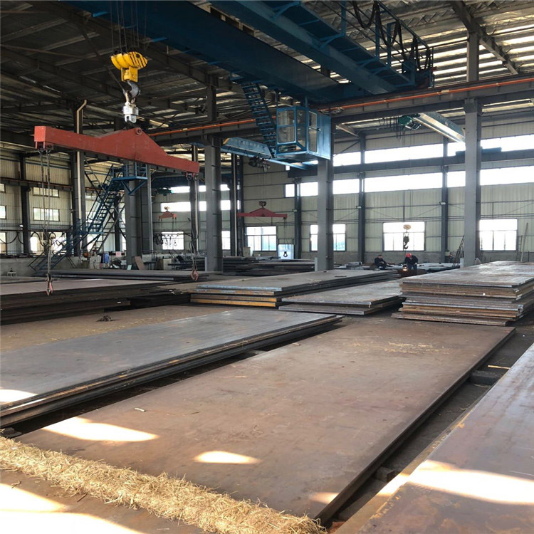 ASTM A572 grade 65 steel plate supplier and exporter