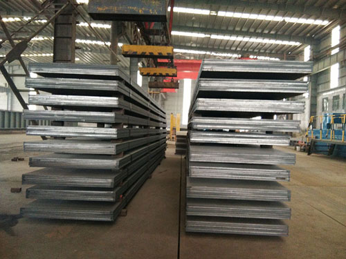 ASTM A573 carbon steel plate A573 steel grade
